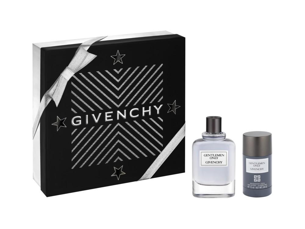 Мужской набор Gentlemen Only: туалетная вода и дезодорант-стик,  все – Givenchy