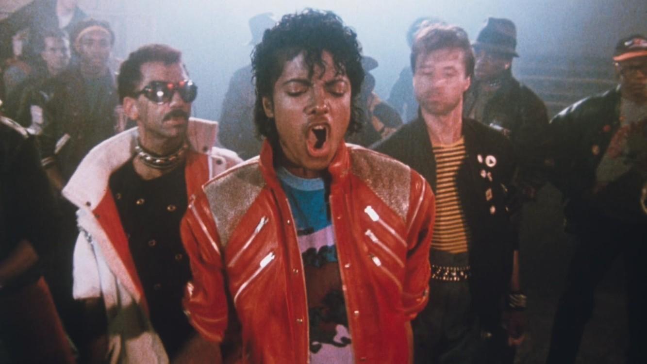 """Майкл Джексон, """"Beat It"""", 1983"""