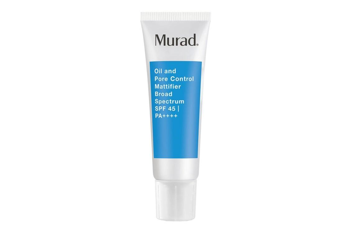 Средство для комбинированной кожи с функцией матирования и защиты от солнца Murad Oil & Pore Control Mattifier SPF 45