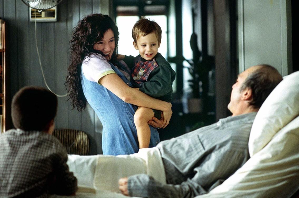 Кадр из фильма «Море внутри», 2004