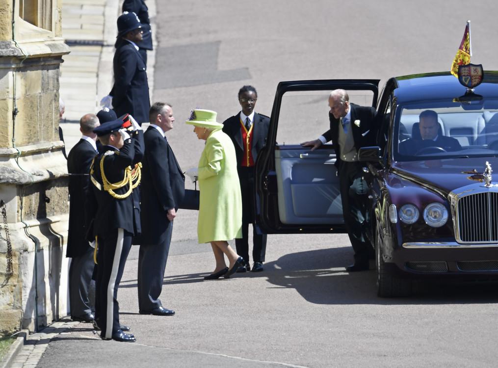 Королева Єлизавета II і принц Філіп