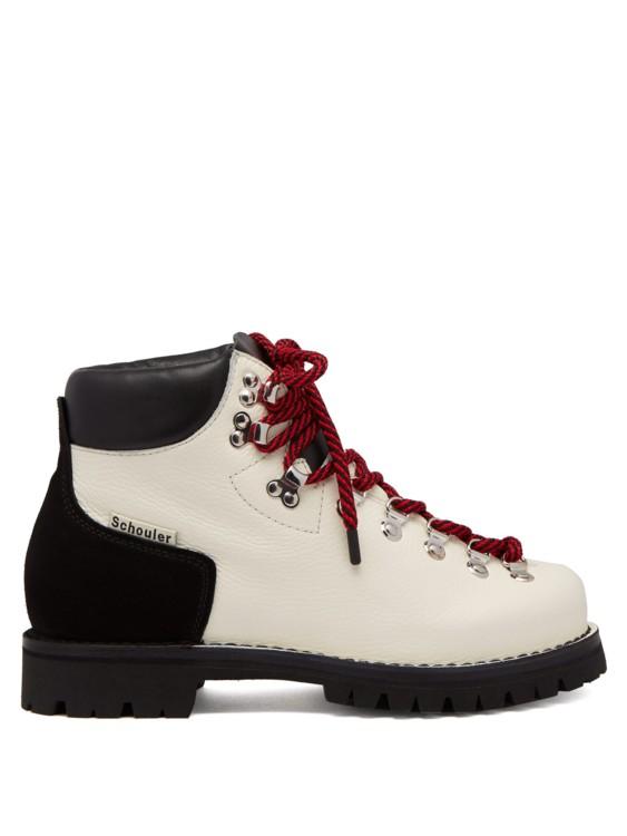 Кожаные ботинки, Proenza Schouler