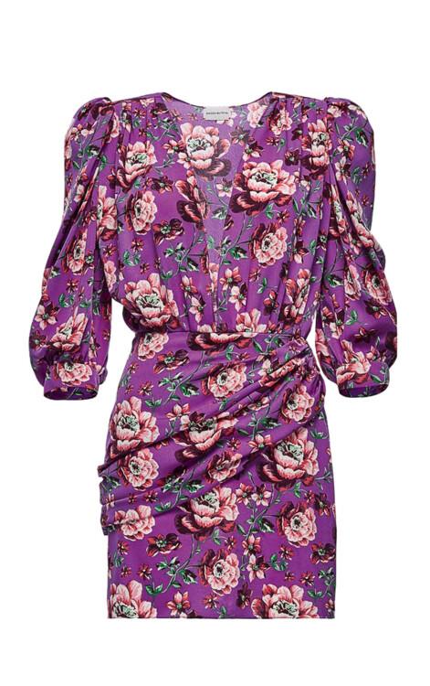 Шелковое платье, Magda Butrym