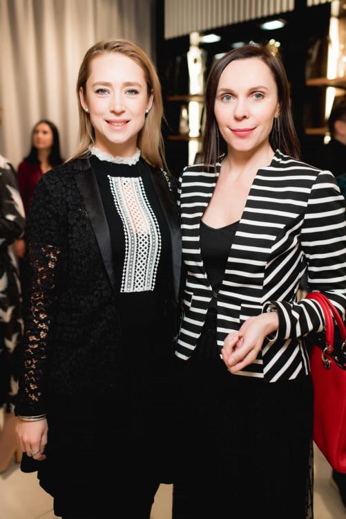 Марія Гріффін і Наталія Савченко