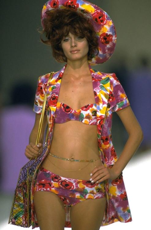 Chanel весна-лето 1997