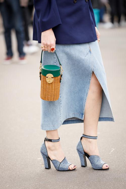 Неделя моды в Париже, март 2020