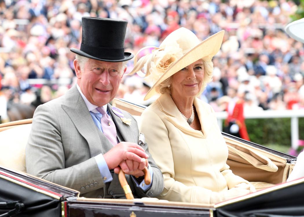 Принц Чарльз і герцогиня Корнуольська Камілла