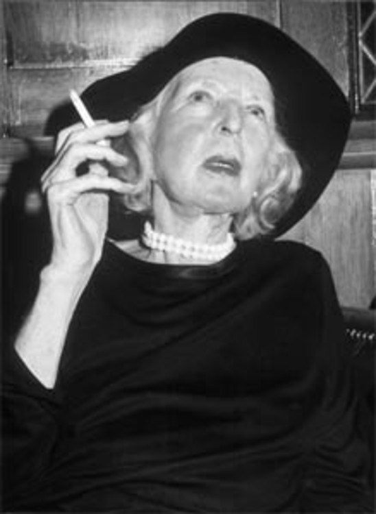 Марта Геллгорн