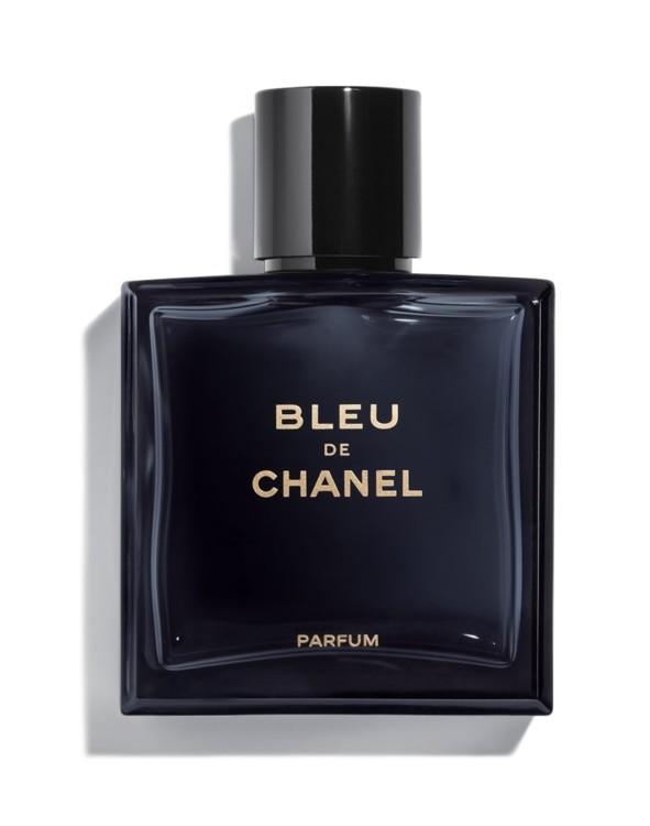 Bleu de Chanel Parfum, Chanel, со сверхдозой сандала и молекулы Iso E Super, цитрусовых, ладана и имбиря