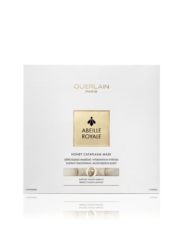 Набір масок-патчів Honey Cataplasm Abeille Royale, Guerlain