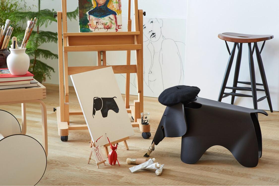 детское кресло Vitra