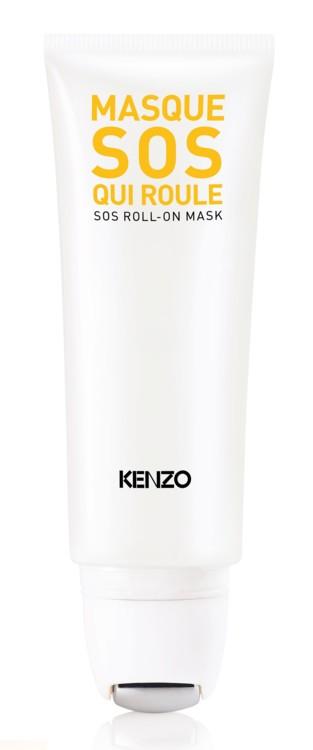 Маска SOS с роликовым аппликатором KenzoKi, Kenzo
