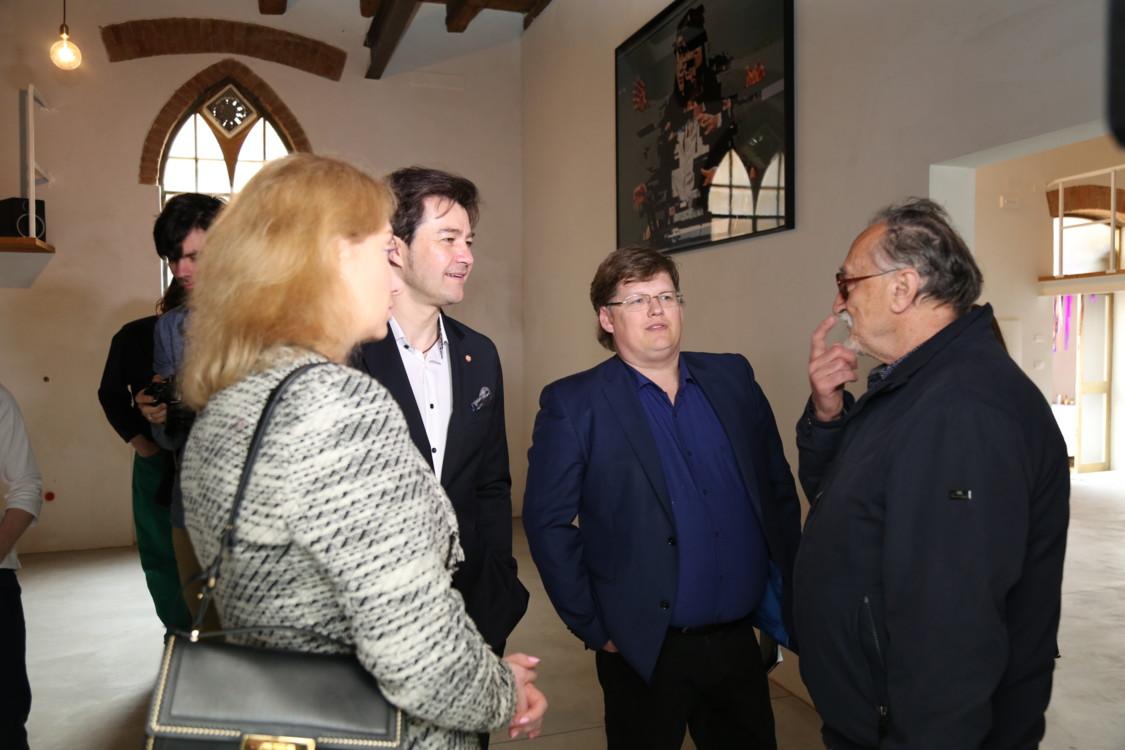 Борис Михайлов, Евгений Нищук, Павел Розенко