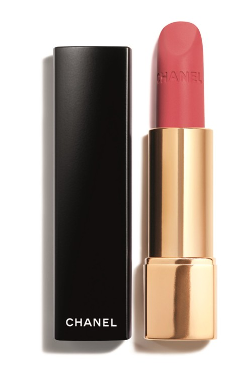 Помада Rouge Allure Velvet №67 Peaceful, Chanel