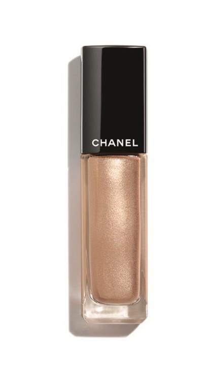 Жидкие тени с металлическим блеском Ombre Première Laque Rayon из весенней коллекции макияжа Desert Dream, Chanel, лимитированный выпуск