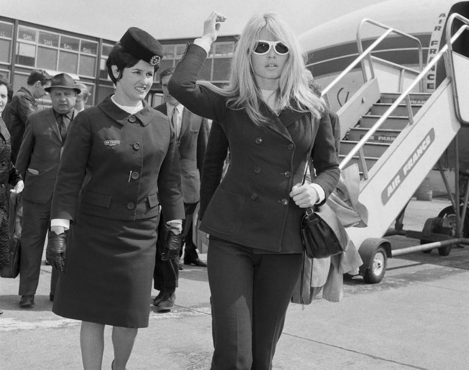 Бриджит Бардо, 1966