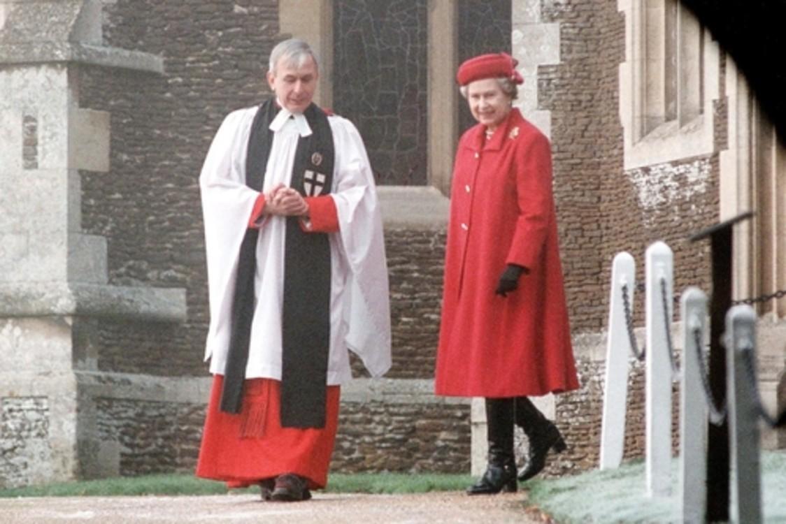 Королева Єлизавета II, 25 грудня 1991 р.