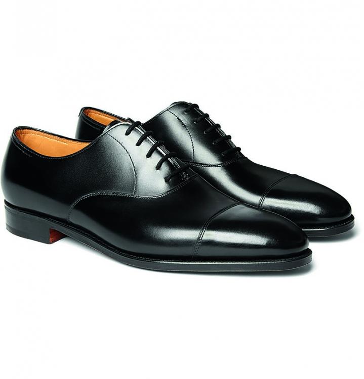Кожаные туфли, John Lobb