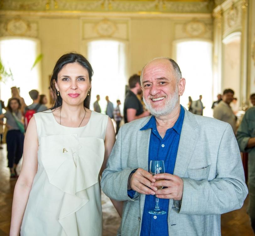 Елена Ботвинова и Александр Ройтбурд