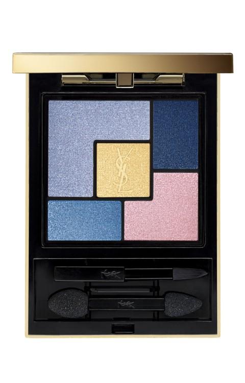 Набор из весенней коллекции макияжа YSL Beauty Couture Palette (в продаже с февраля)