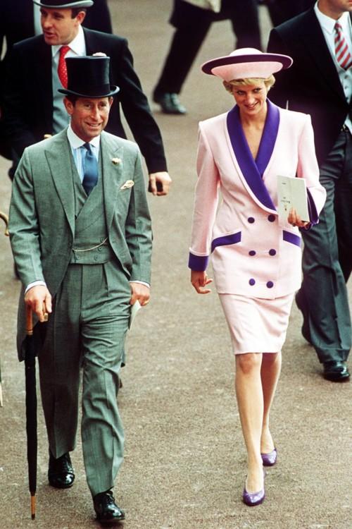 Принц Чарльз і принцеса Діана, 1990 рік