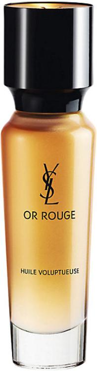 Ультралегкое антивозрастное масло для лица с шафраном Or Rouge Huile Voluptueuse Oil
