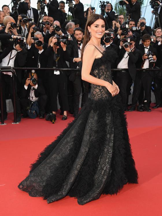 Пенелопа Крус у вінтажній сукні Chanel