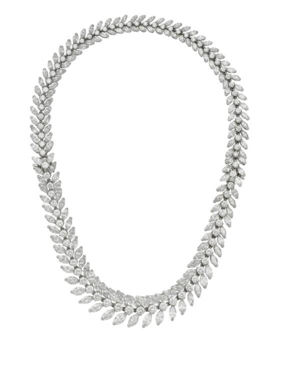 Діамантове кольє Van Cleef & Arpels, 1957