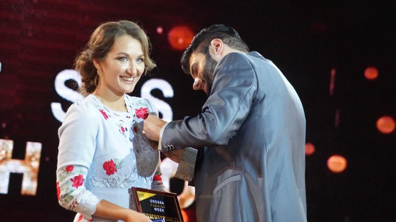 Зарина Семенюк и Андрей Горчаков
