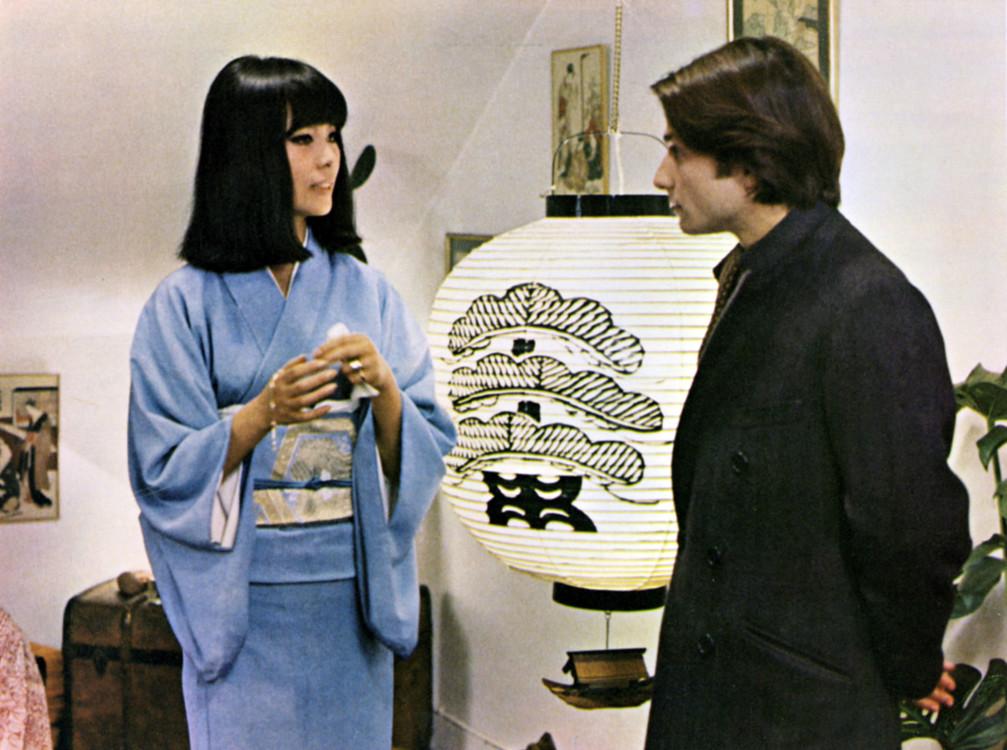 """Фільм Франсуа Трюффо """"Родинне вогнище"""", 1970"""