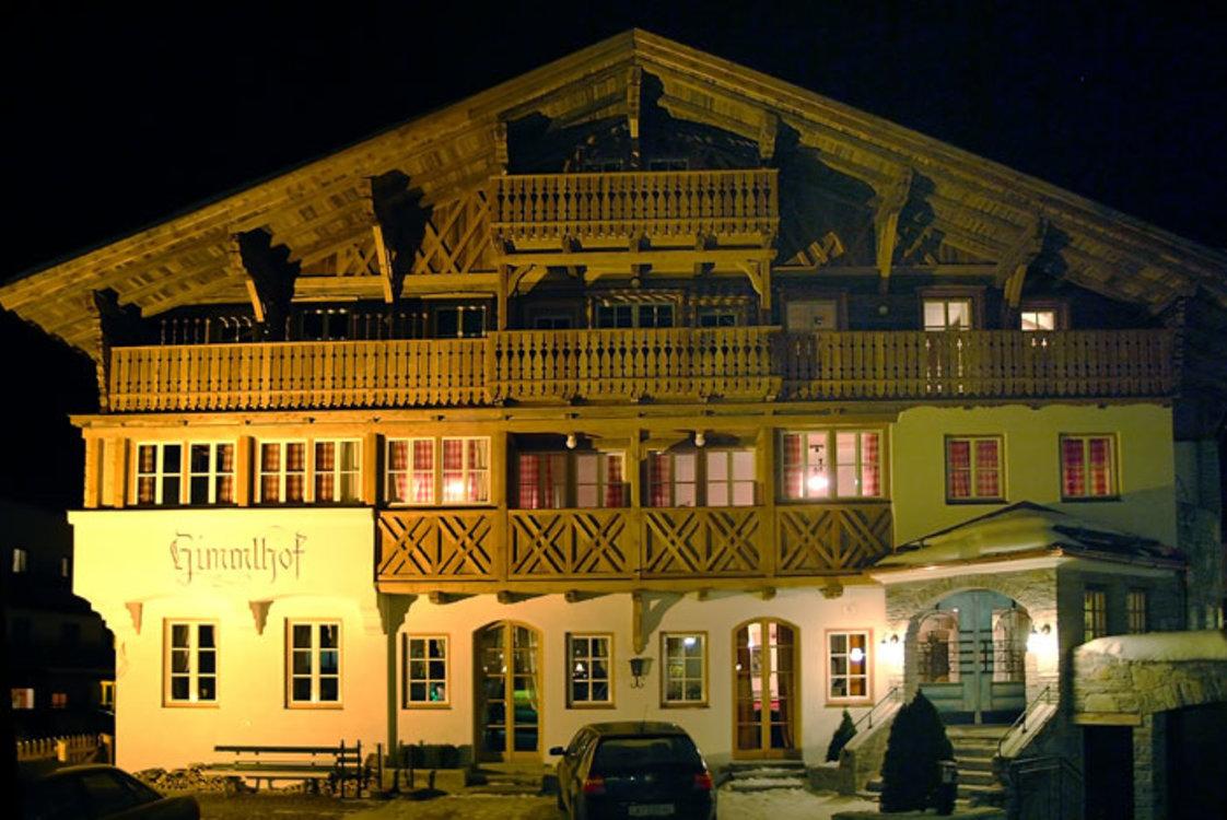 Отель Himmlhof