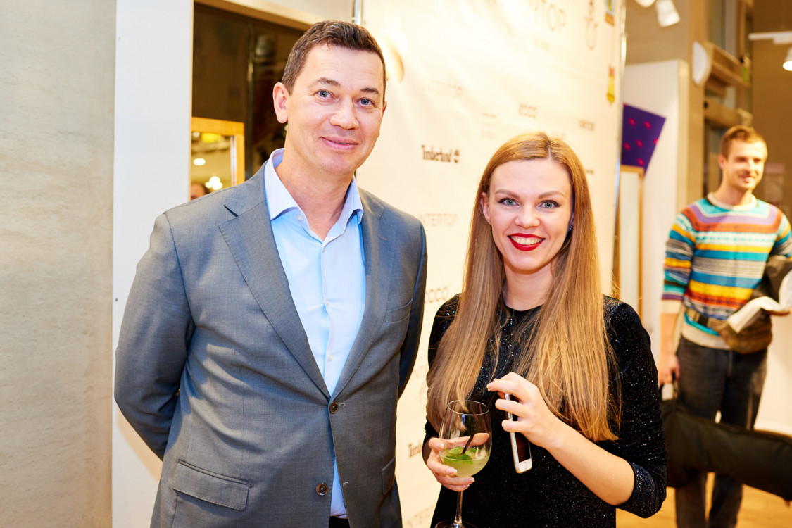 Сергей Бадритдинов и Валерия Толочина