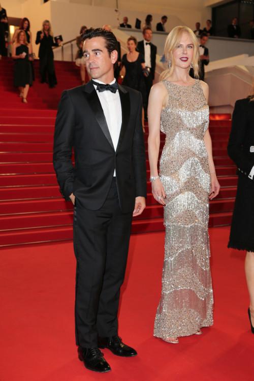 Колин Фаррелл и Николь Кидман в Michael Kors Collection