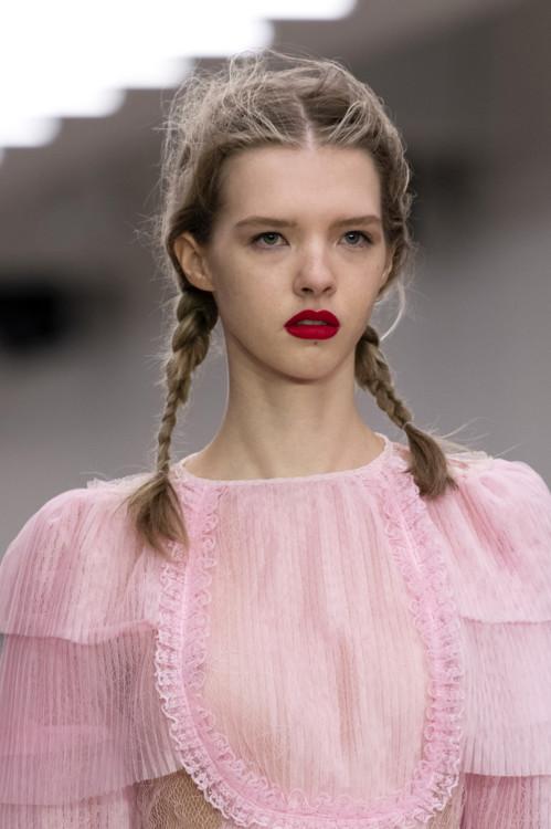 модные косы 2020 фото