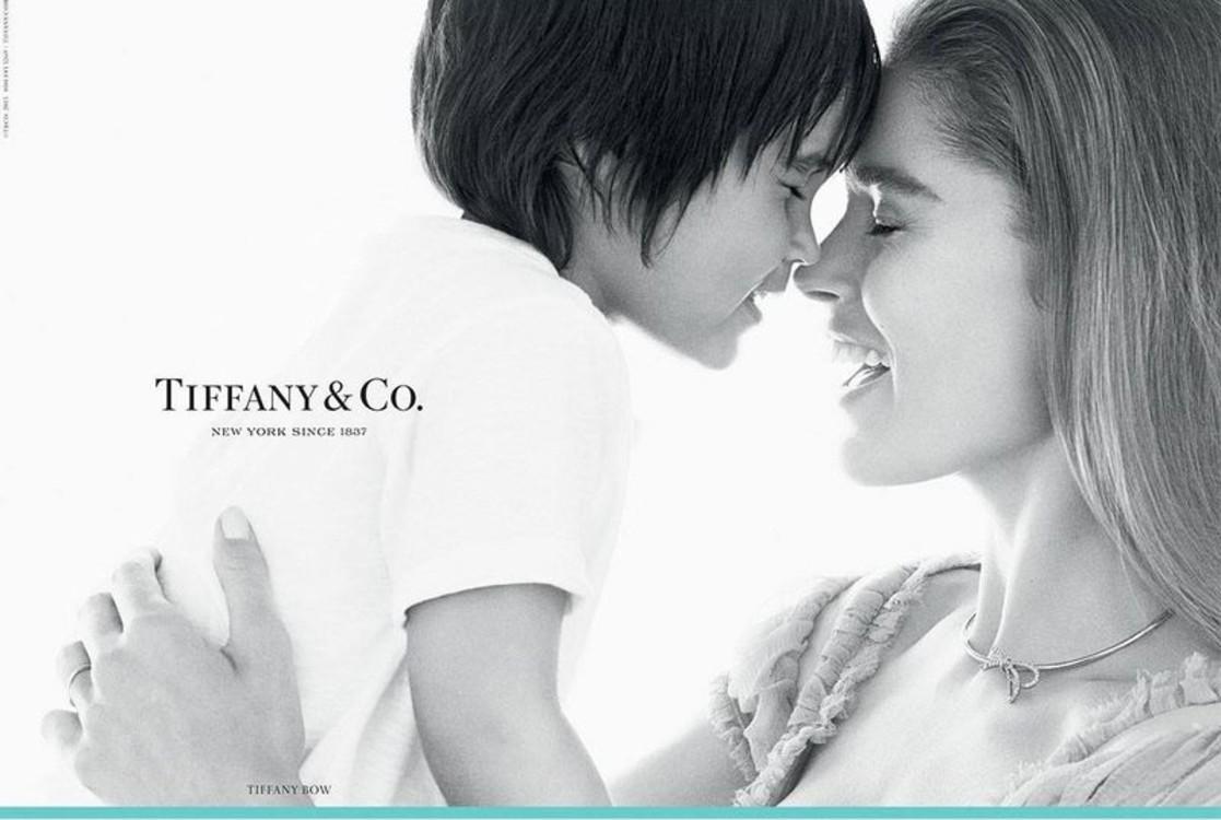 Tiffany&Co. осень-зима 2015