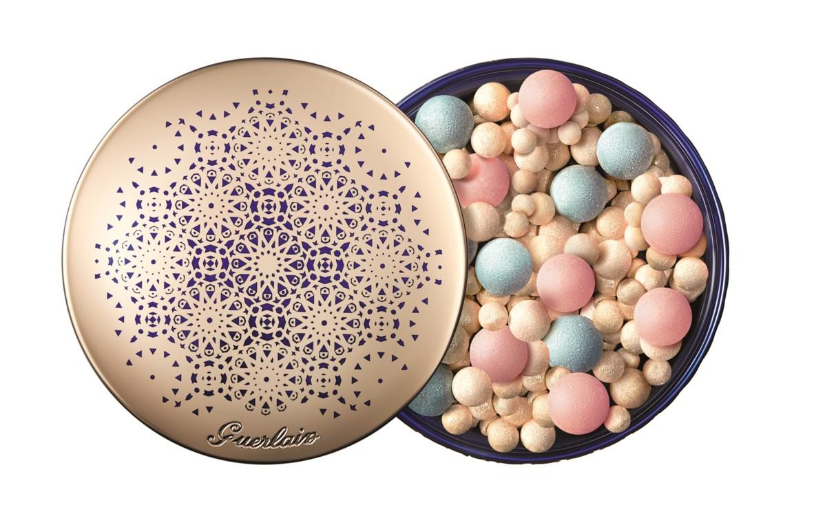 Пудра в шариках Météorites Perles de Légende, лимитированный выпуск (Рождество 2016), Guerlain