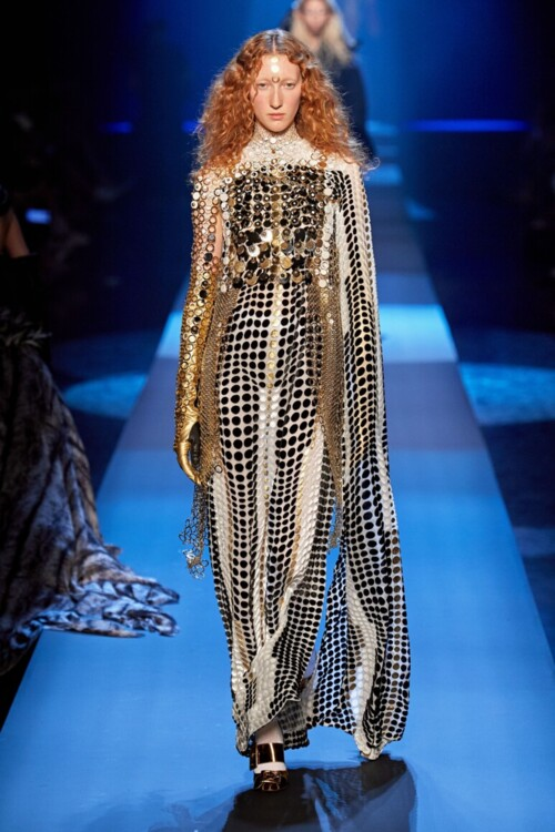 Jean Paul Gaultier Couture осень-зима 2019/2020
