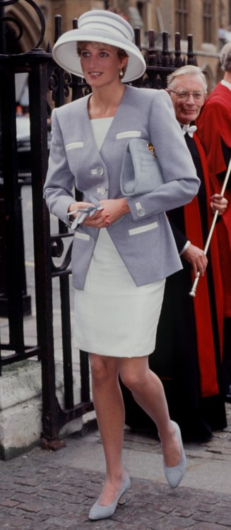 Принцесса Диана в Вестминстерском аббатстве