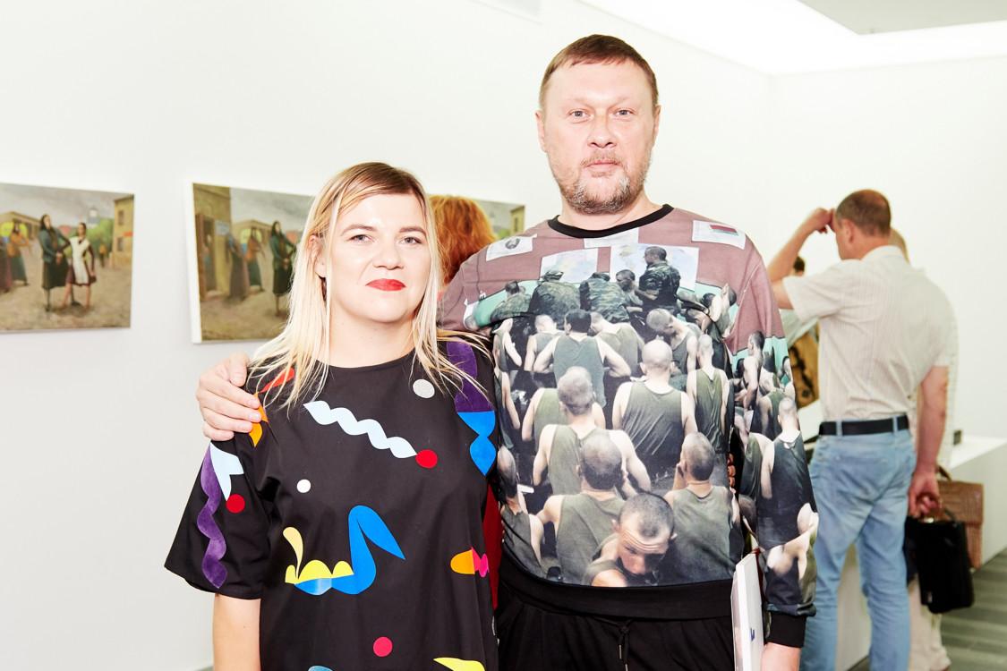 Константин Дорошенко и Ксения Малых
