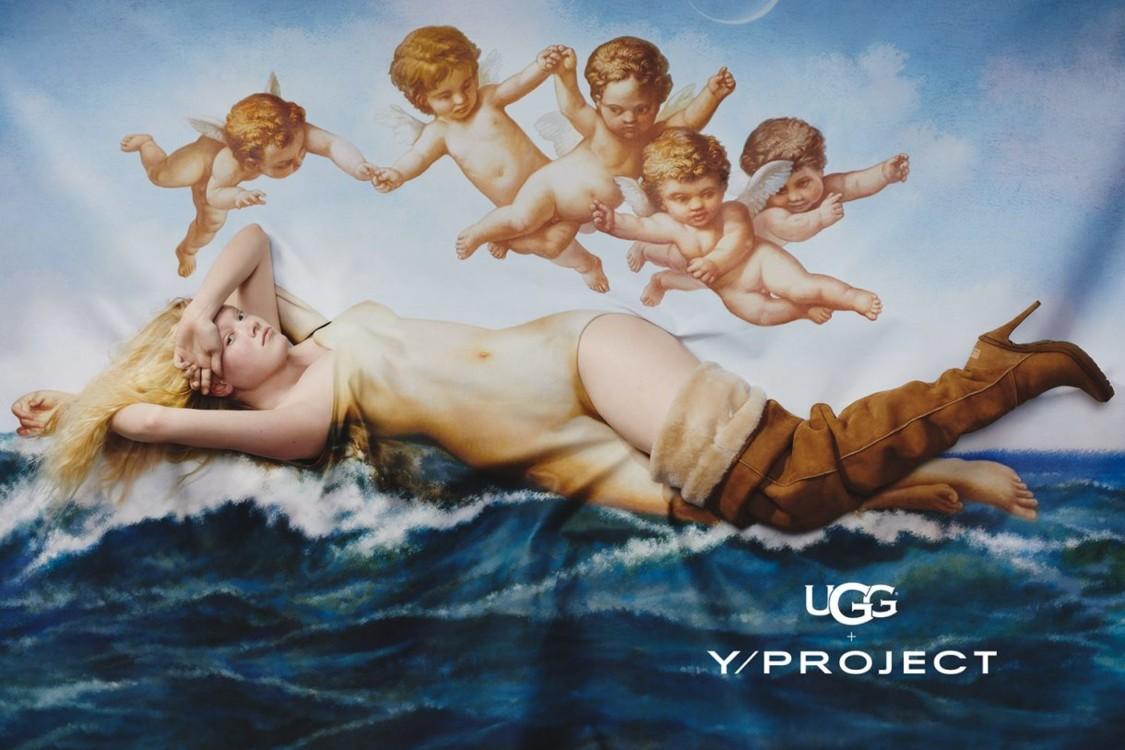 UGG X Y/PROJECT осень-зима 2018/19