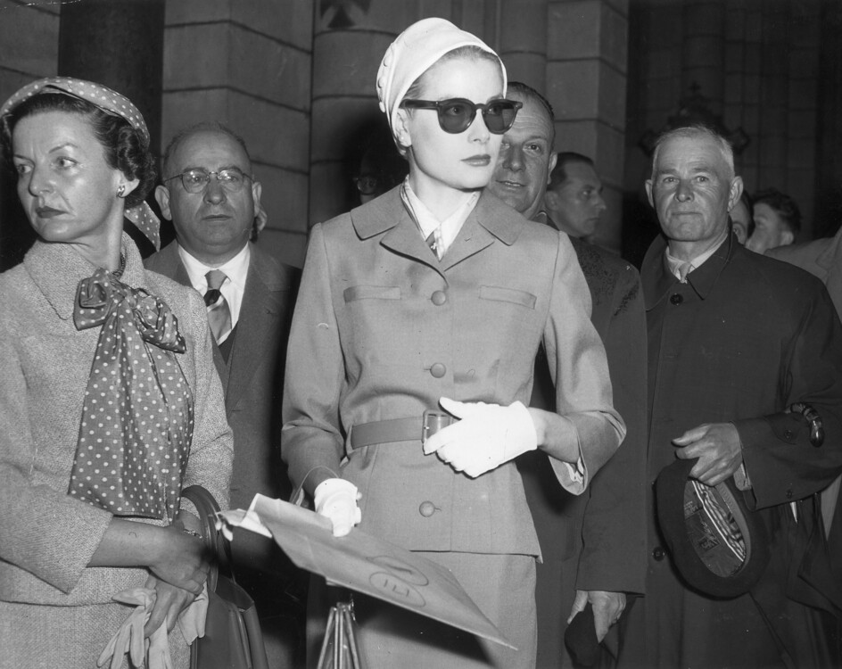 Грейс Келли, 1952