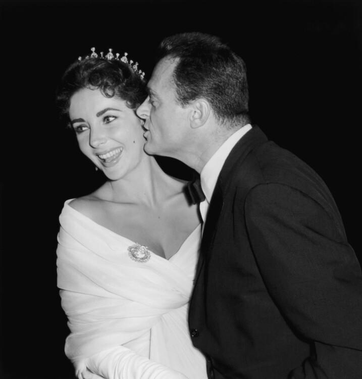 Элизабет Тейлор, 1957