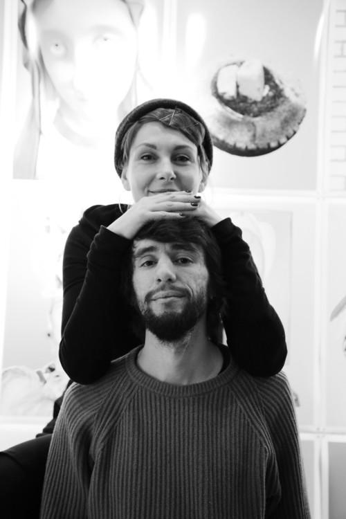 Елена Субач и Вячеслав Поляков