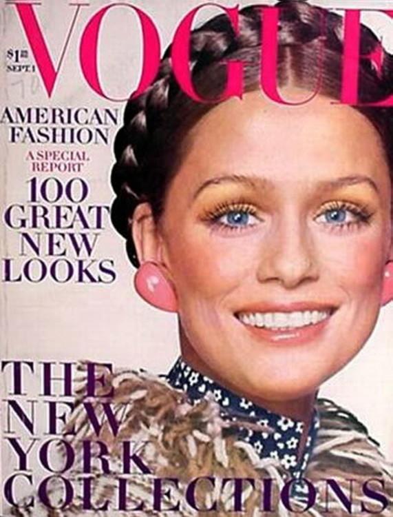 Vogue US, сентябрь 1970