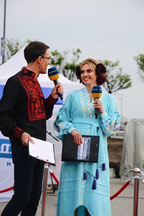 Олег Панюта и Ольга Грицык