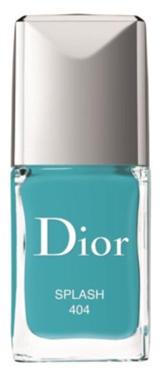 Лак Dior Vernis №404 Splash, Dior