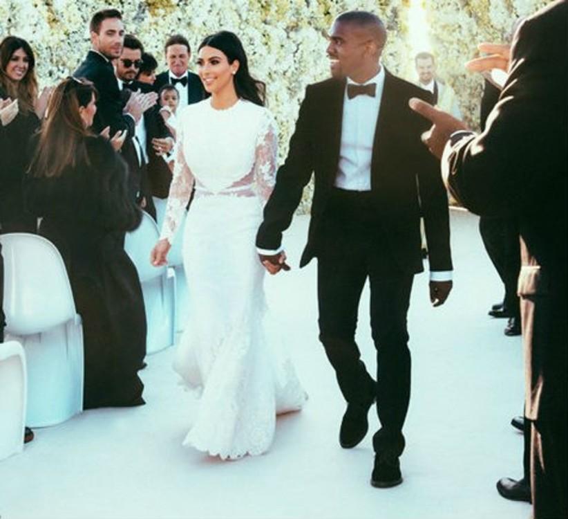 Ким Кардашьян в Givenchy Haute Couture