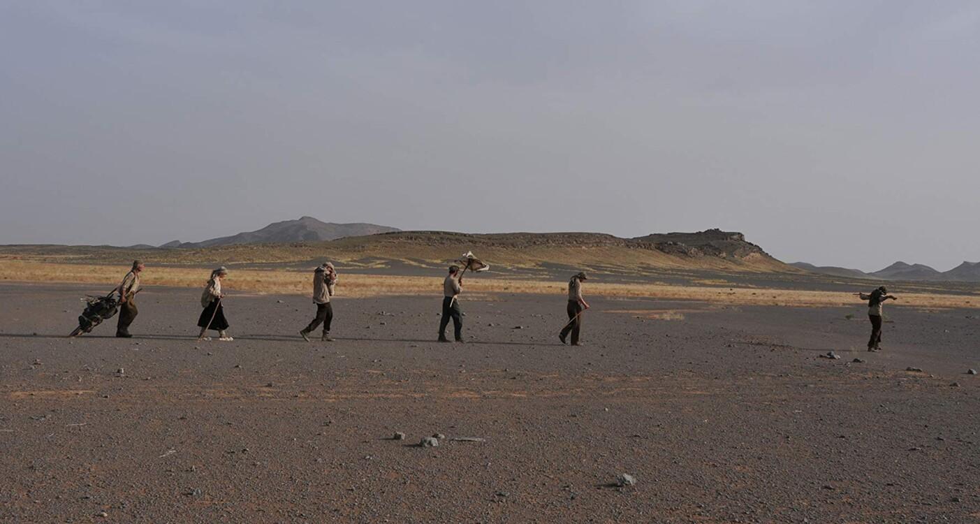 Кадр из фильма «Путь домой», 2010