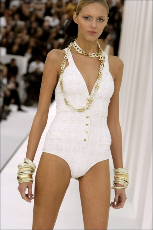 Chanel весна-лето 2007