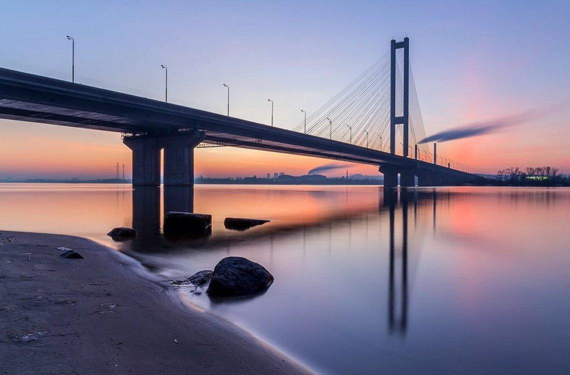 Южный мост, Киев, Украина